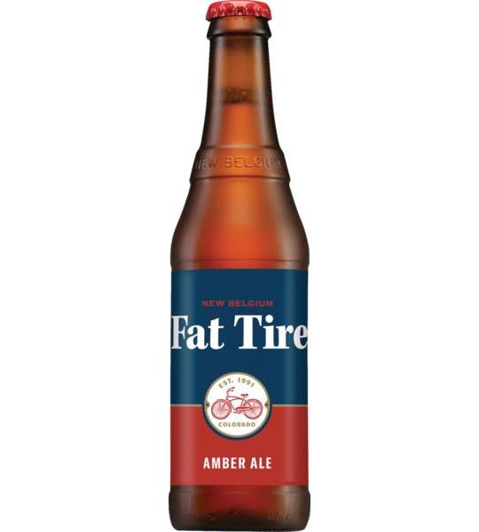 New Belgium - Fat Tire Amber Ale 0,33l