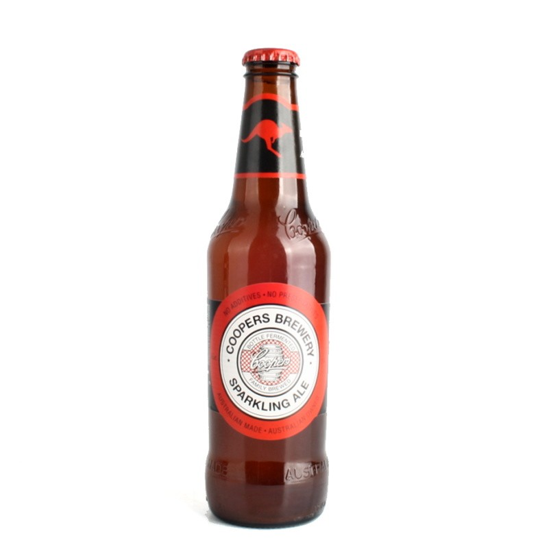 Coopers Sparkling Ale, 0,355l