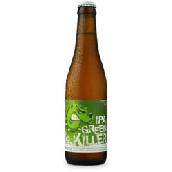Green Killer IPA, 0,33l